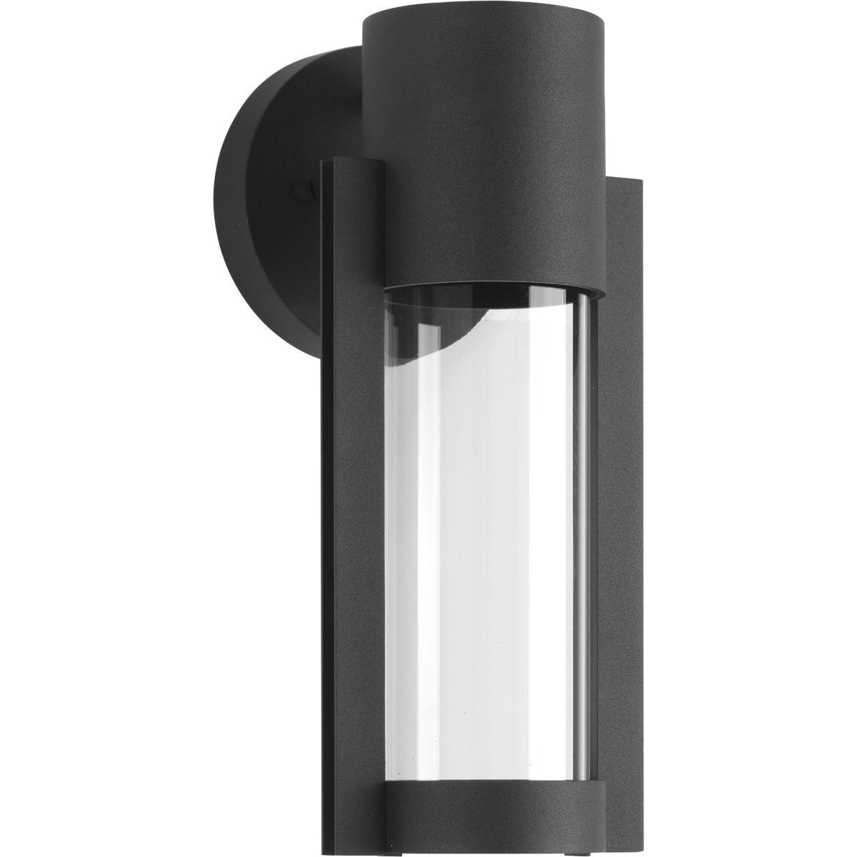P560051-031-30 PROGRESS Z-1030 1-9W LED WALL LANTERN BLACK