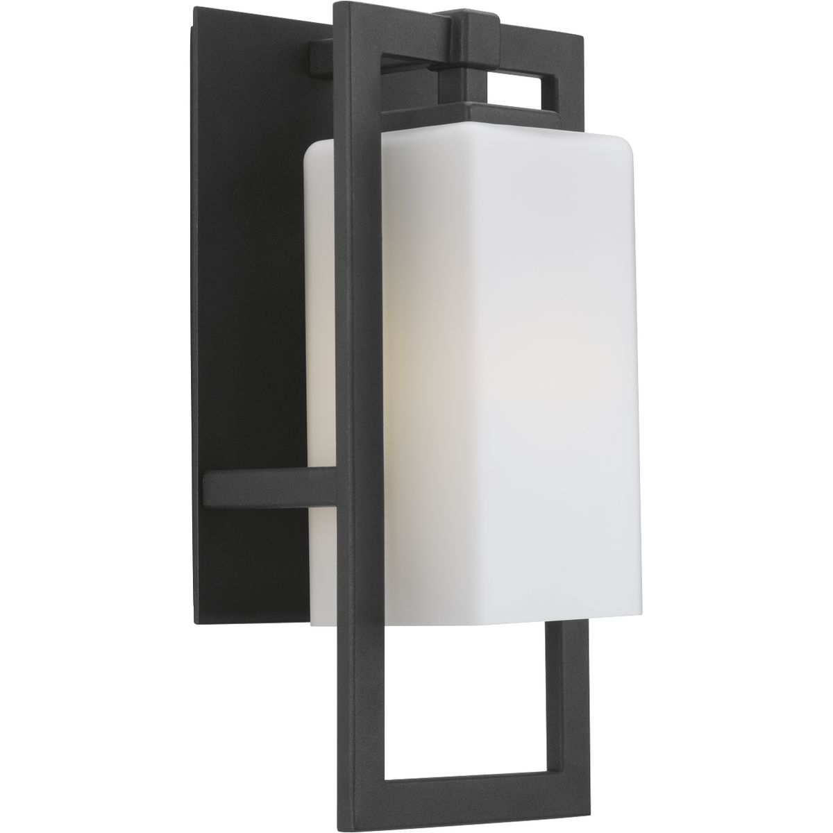 Jack 1-100W MED WALL SCONCE BLACK