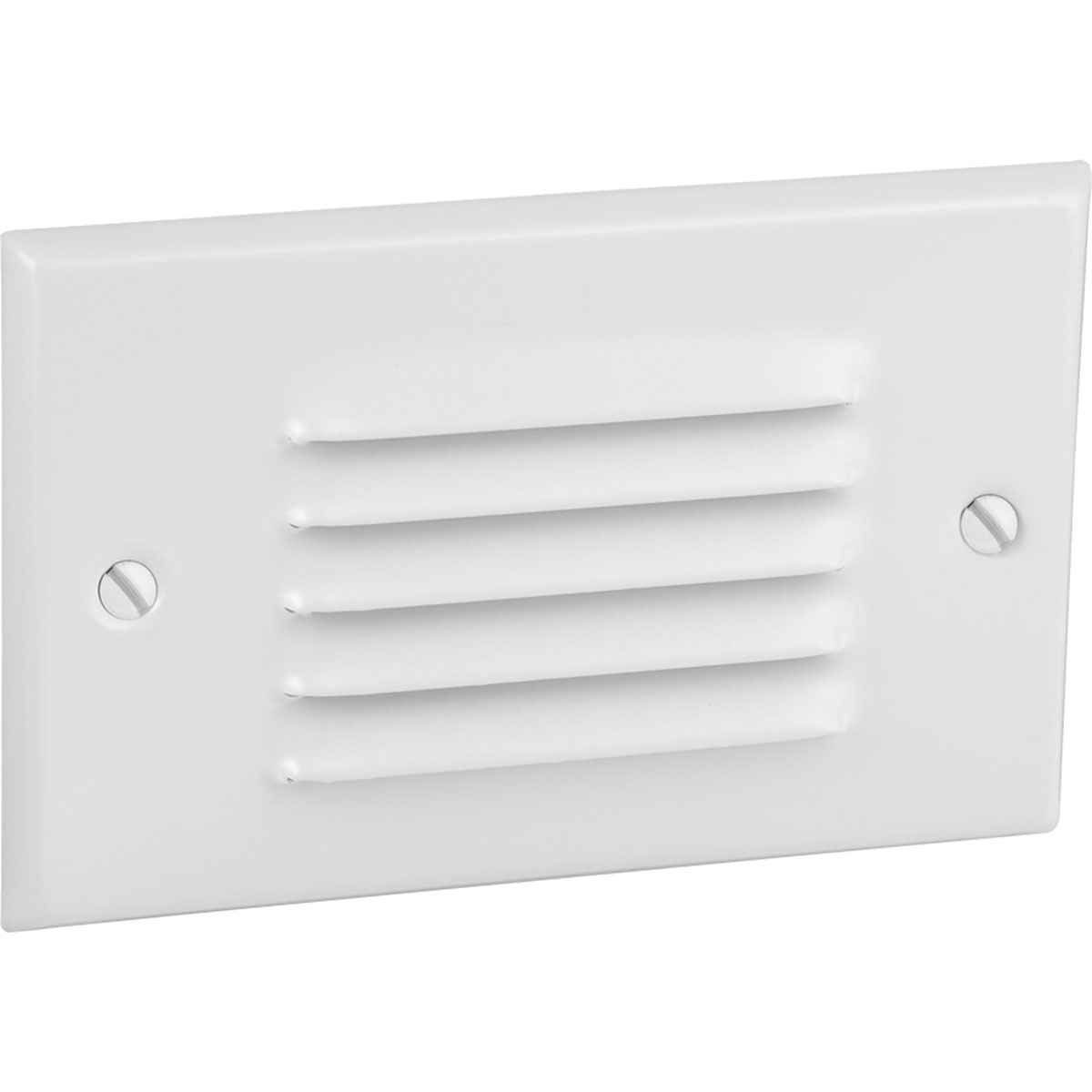 PRO P6827-30/30K White Horizontal Louvered, 3000K