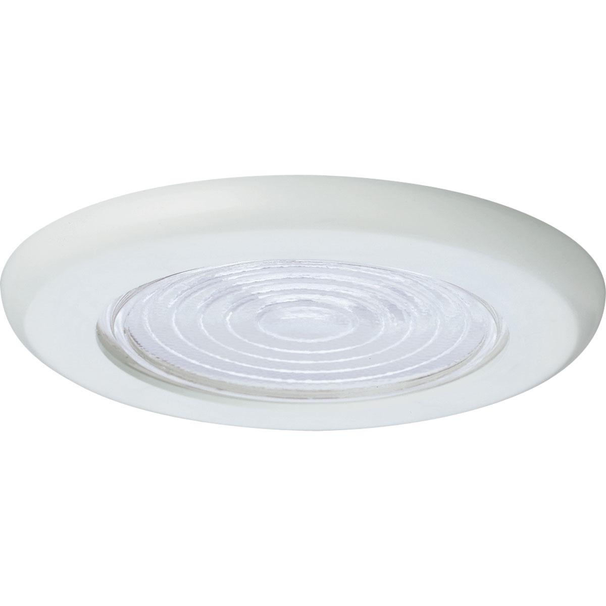 PRO P8011-60 White Recessed Lighting Trim 75PAR30SN