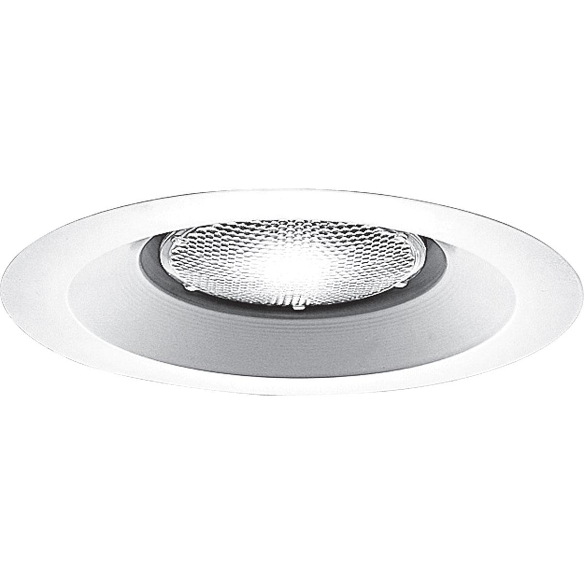 PRO P8072-28 White Recessed Lighting Trim