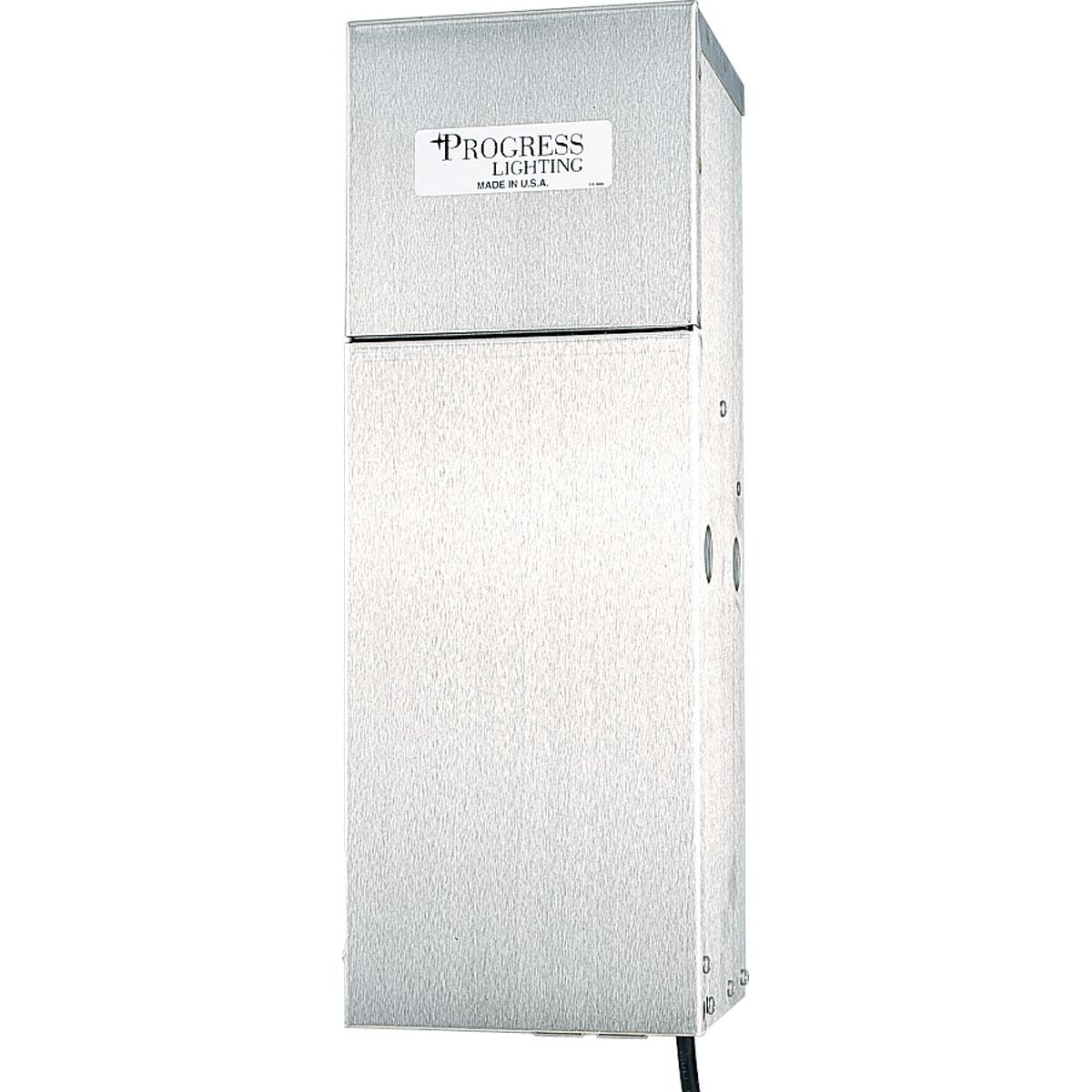 Progress Lighting® P8519-01 Commodity/Utilitarian Plug-In Landscape Transformer, 120 VAC Input, 12 VAC Output, 300 W