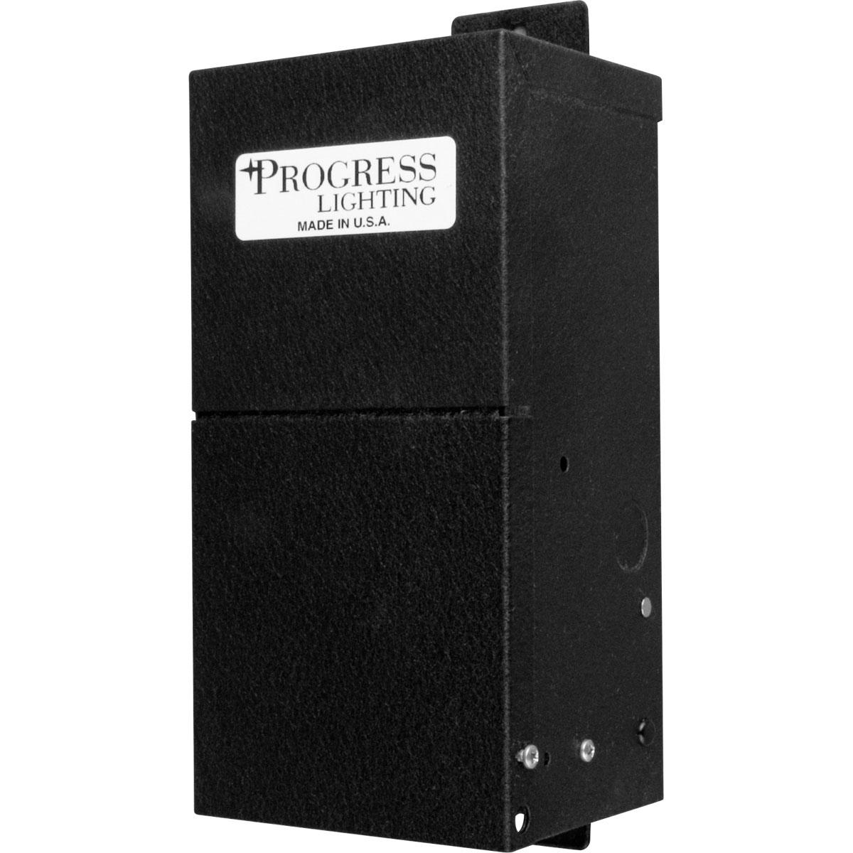Progress Lighting® P8654-31 Commodity/Utilitarian Landscape Transformer, 120 VAC Input, 12 VAC Output, 300 W