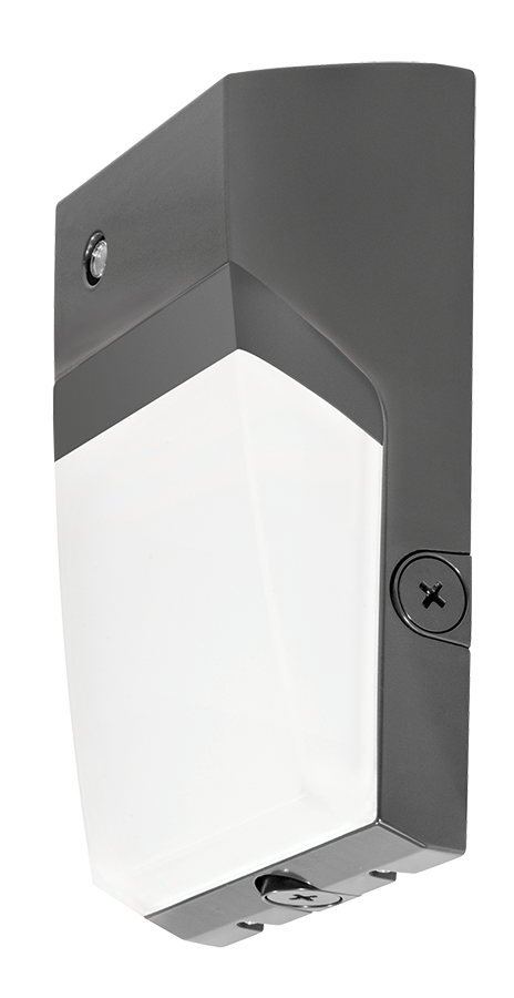 RAB Lighting,WPTLED40/D10/PC2,TALLPACK LED 40W COOL 0-10V DIM 120-277V PC BRONZE