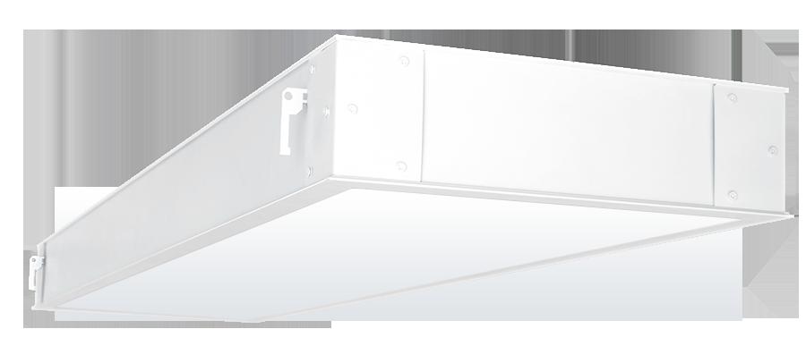 RAB Lighting,PANEL1X4-34YN,LPANEL 1X4 LED CEILING 34W 3500K RECESSED WHITE