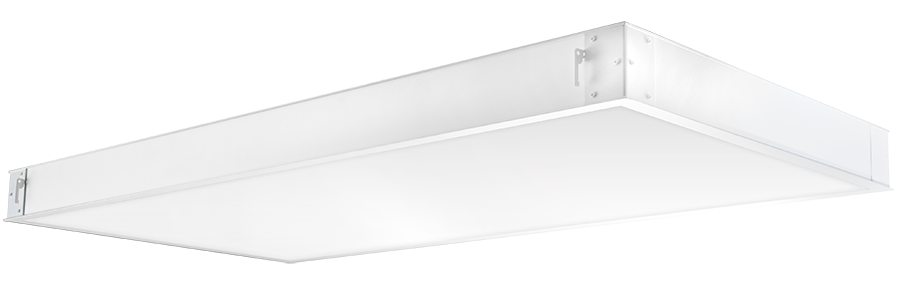 RAB Lighting,PANEL2X4-59N/D10,LPANEL 2X4 LED CEILING 59W  DIMMABLE 4000K RECESSED WHITE