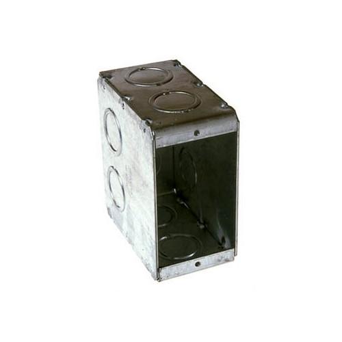 RAC 695 1G 3-1/2D MASONRY BOX cs=25