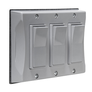 bel 5129-0 BELL 3G WP DECORATOR COVER -GRAY