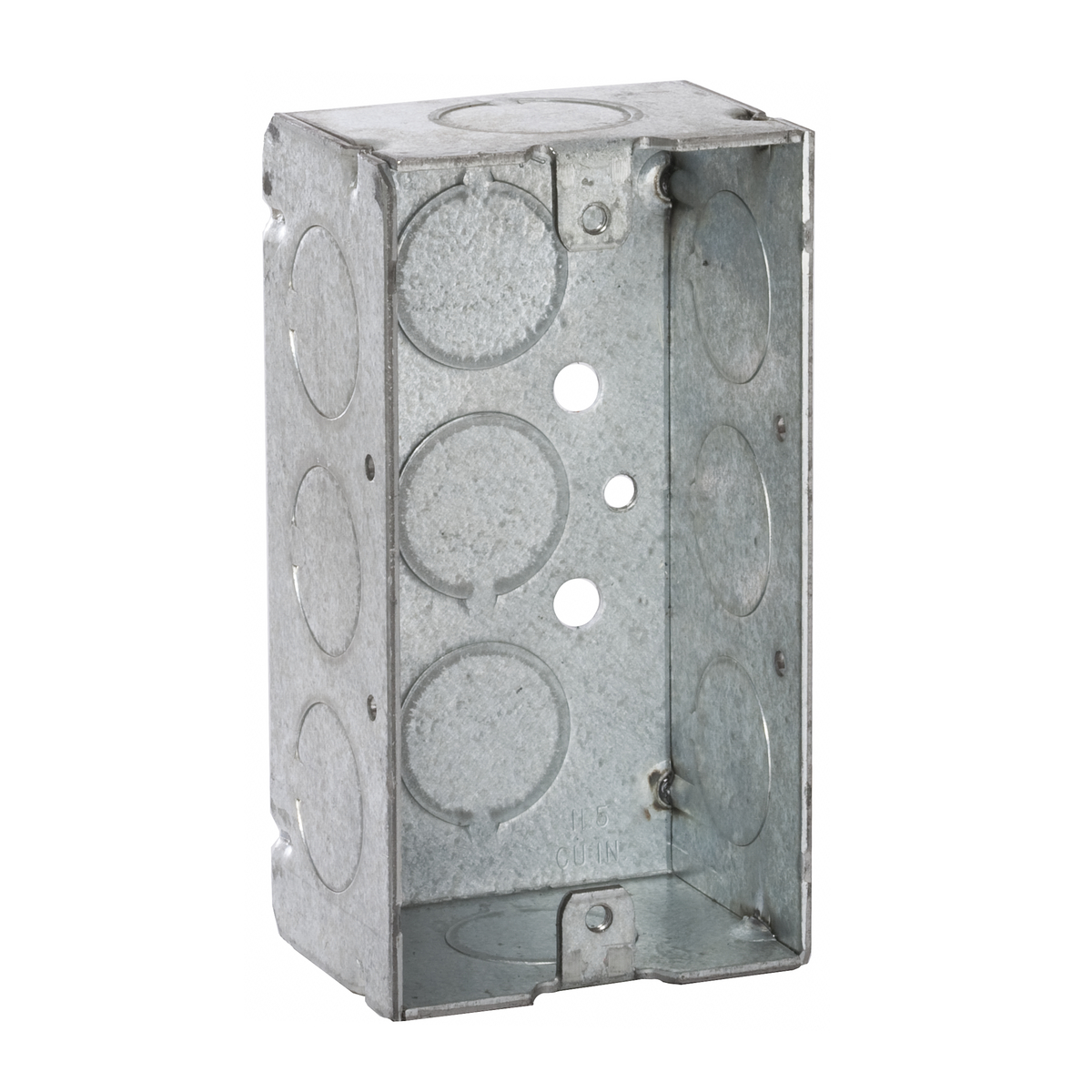 RAC 650 HANDY BOX 4X2 1-1/2DP 1/2 KO