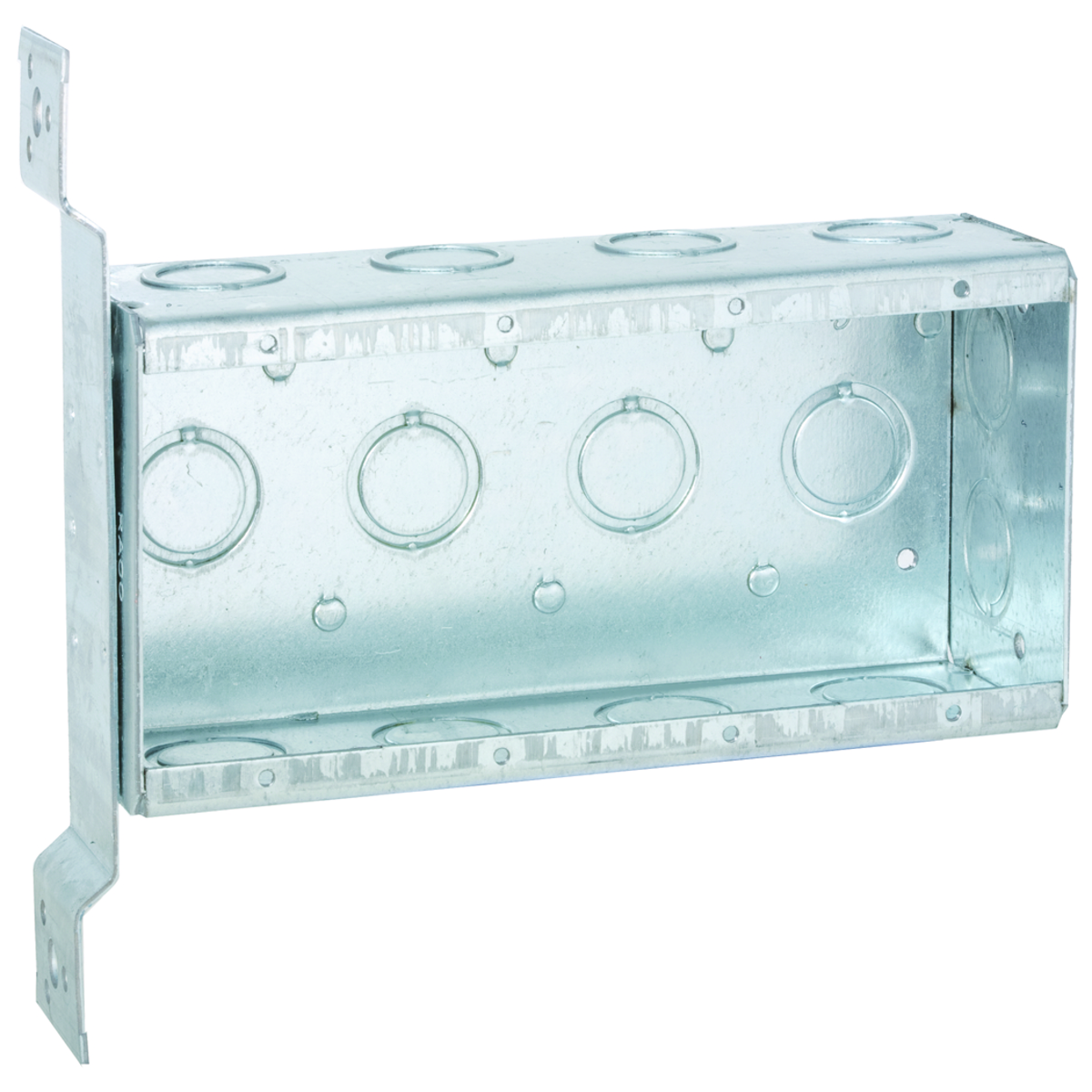 RAC 687 4G BOX 2-1/2DP 1/2-3/4KO FMBKT