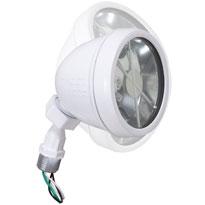 BELL,LHS100W,HALOGEN SWIVEL LAMPHOLDER WHITE