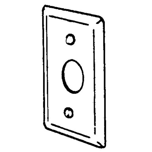 APP 2555 FLAT HANDYBOX CVR