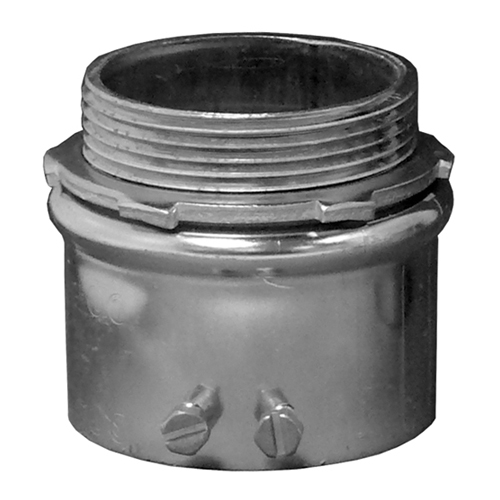 Appleton Group 4300S 3 Inch EMT Steel Setscrew Connector