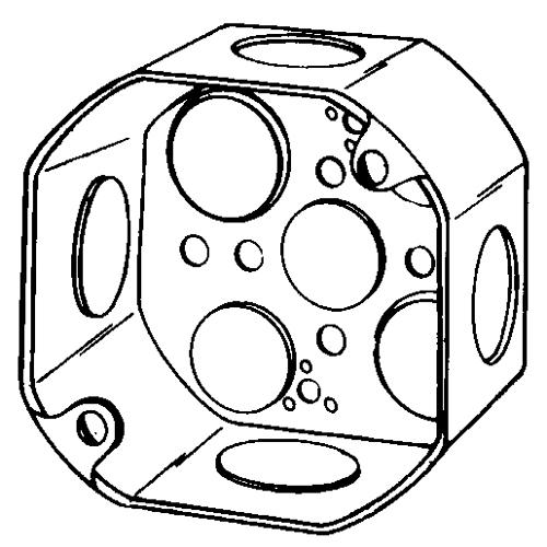 2d Oct Box