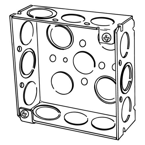 EGS 4SEK 4X1-1/2D BOX