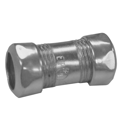 EGS 6400S EMT Compression Coupling; 4 In