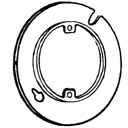 EGS 8409A 4-IN PLAS RING