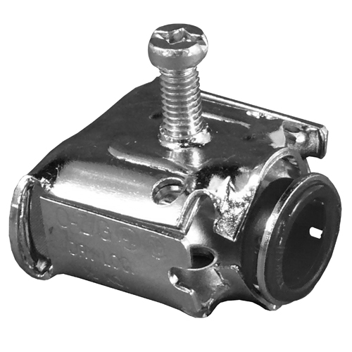 "OZG AMC-52 1/2"" Duplex Speed Lock MC-AC-Flex Conn cs=25"