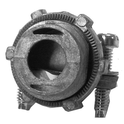 EGS C-510 3/8 D/C COMB FLEX CONN