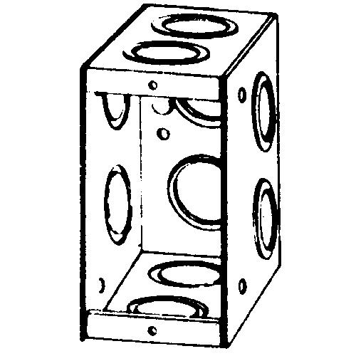 APP M1-350 MASONRY BOX