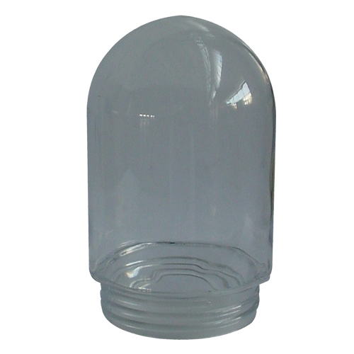 GLASS GLOBE FOR 100WATT W FIXT