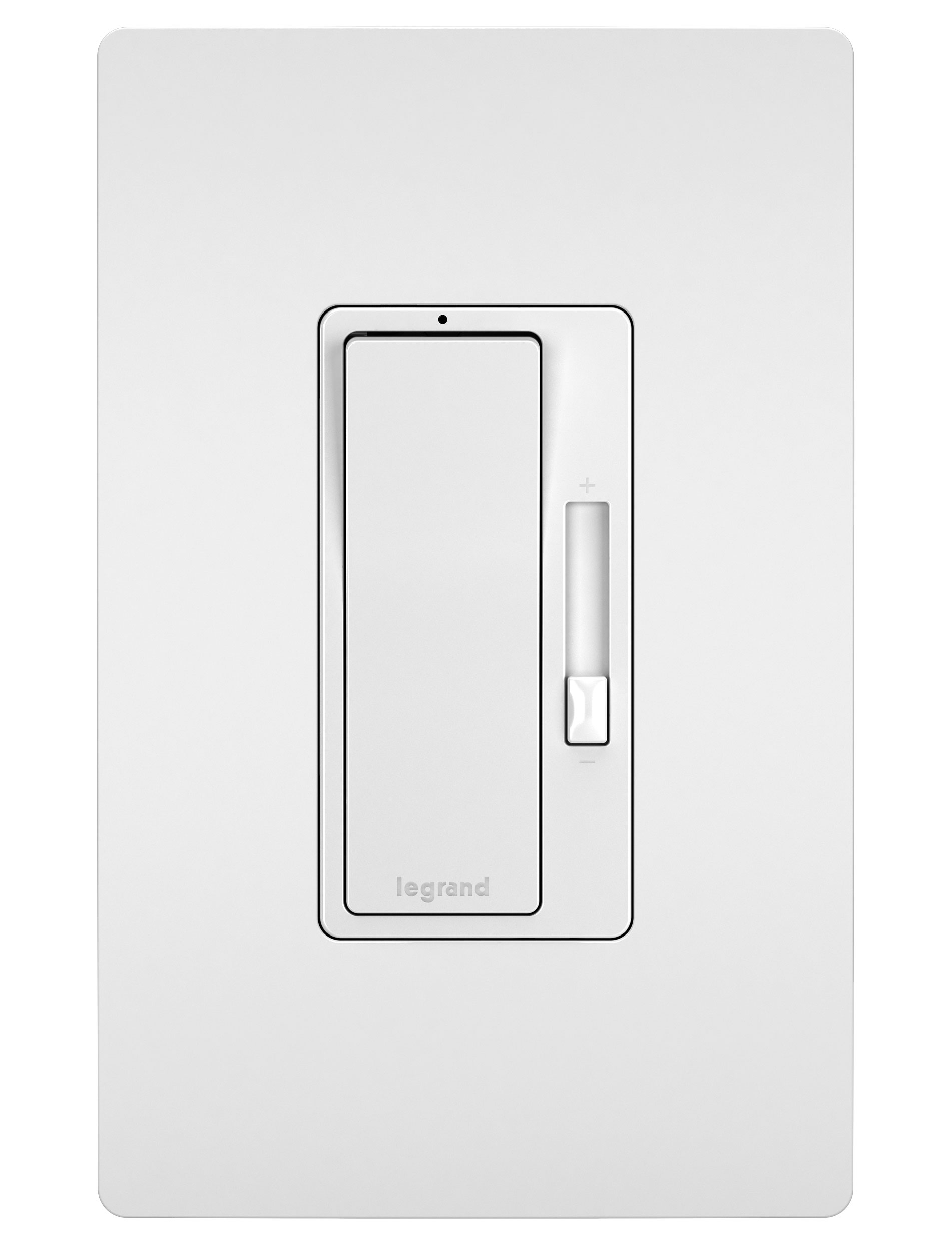 Legrand Radiant RH703-PTUW Tru-Universal 1-Pole 3-Way White Wall Box Dimmer