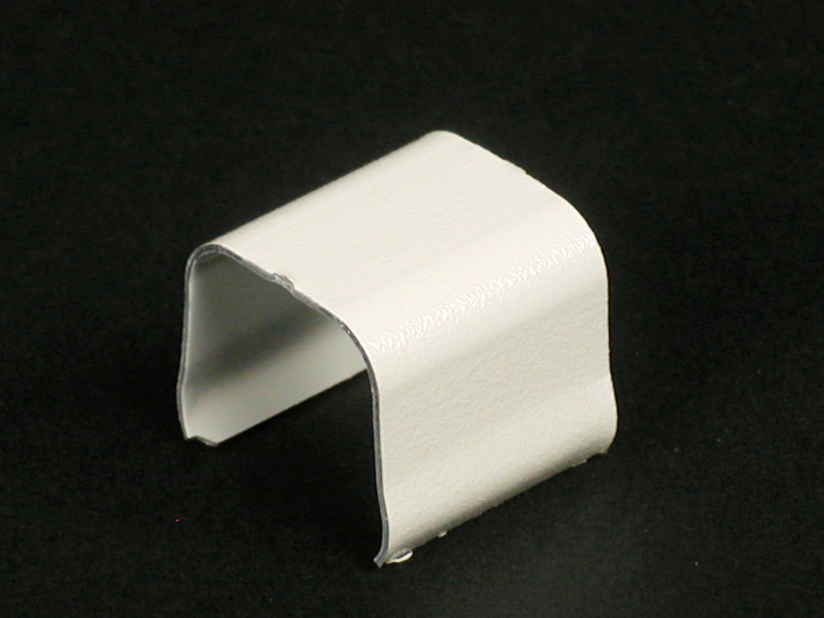 WIREMOLD V706 STEEL CONNECTION COVER 700 IVORY