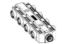 MOLE DNAUX8000 MC MPIS 8/4P FR W/4P