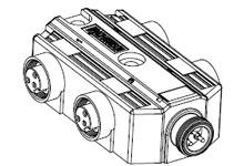 MOLE ACAUX4000 MC MPIS 4/3P FR W/3P