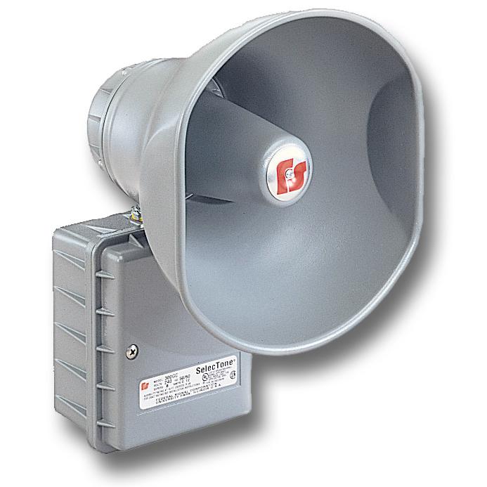 FED-SIG 300GC-024 SELECTONESPEAKER/AMPLIFIER 24VAC/DC GAINCONTROL