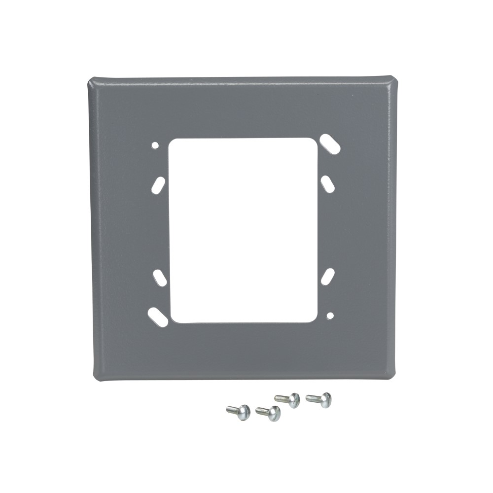 FED-SIG SF PLATE SEMI-FLUSH MOUNT G