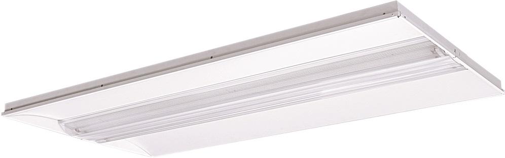 Columbia Lighting,ZPT24-228G-LSRR-EPU,TROF 2X4 2L 28W PRIS LENS 120-277V T5 BA
