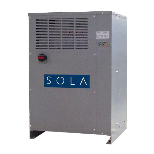 SolaHD,63TCA330,3PH REG 30KVA 480D-208Y