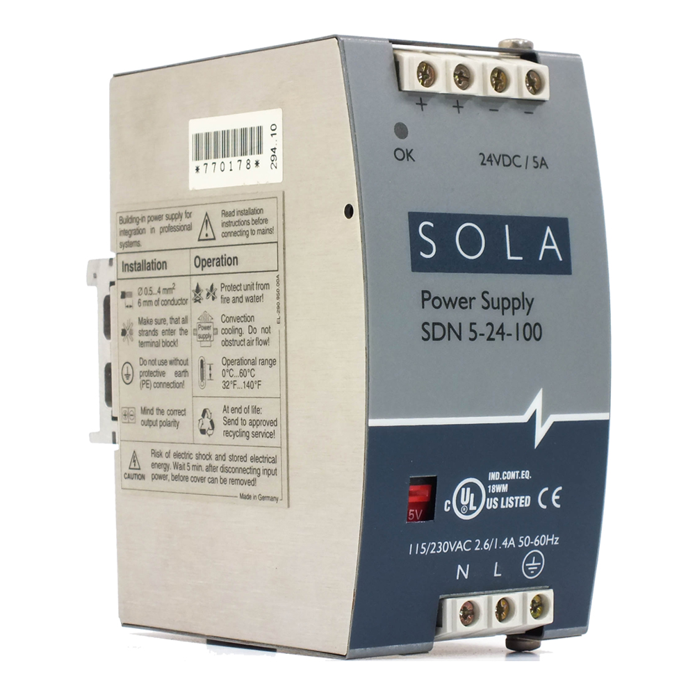 Control Power Transformers Supplies Instrumentation Circuit Breakers Gt Id Series Earth Leakage Breaker Solahd Supply Compact Sdn P 115 230 Vac