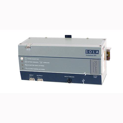 SDU500A SOLA OFFLINE UPS 500VA 120V DIN A-SERIES