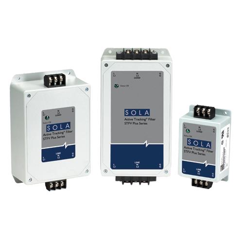 SolaHD,STFV150-24L,ACT TRC FLTR PLUS 15A 240V 1PH
