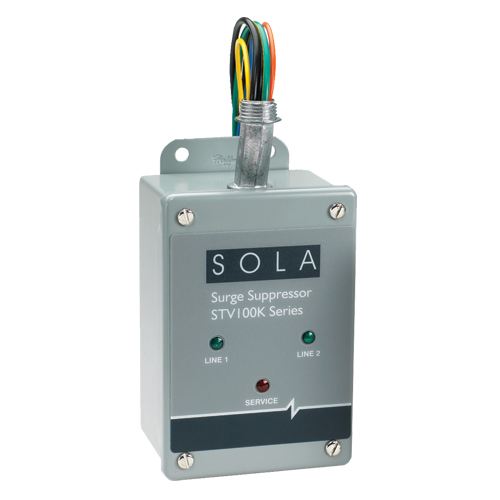 SolaHD,STV100K-24D4,TVSS 240/480V 3PH DELTA 4 WIRE