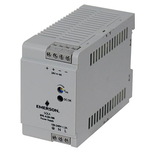 SHD SVL424100 96W 24V DIN PS 85-264