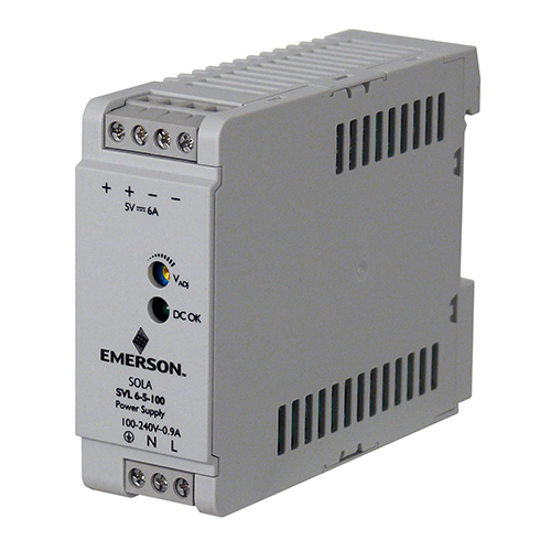 SHD SVL65100 30W 5V DIN PS 85-264VA