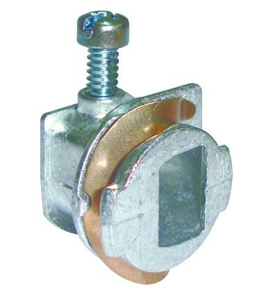 BX SNAP IN SNAP LOCK connectors