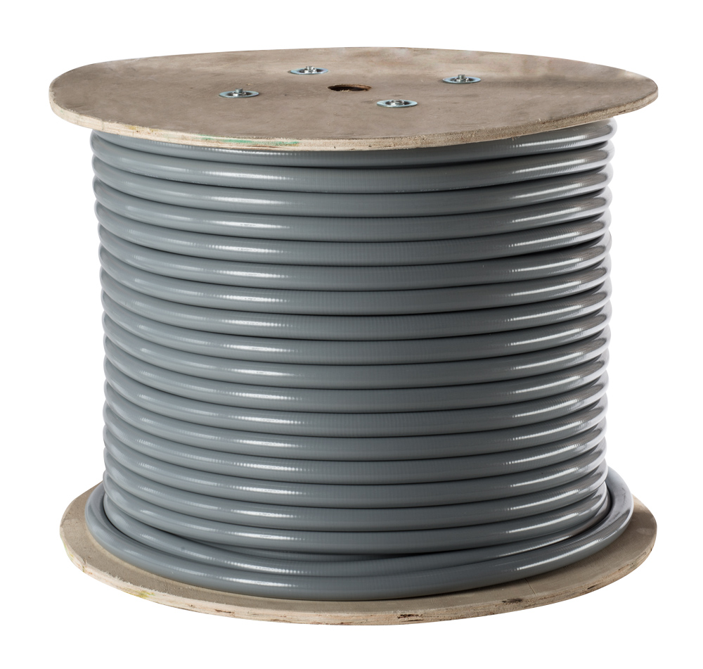3/4 IN 500FT REEL FLEX L-T METALLIC COND