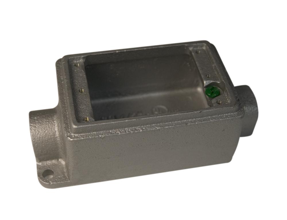 1 IN FSC BOX DUAL HUB