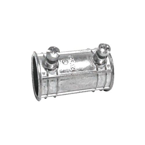 Topaz 650S 4IN Steel Set Screw EmtRigid Coupling