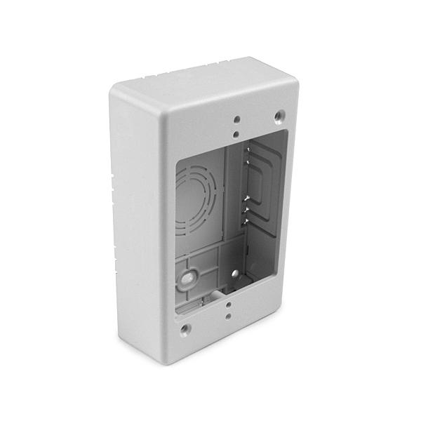 HT TSRW-JB1 Single gang junction box - 1-1/4
