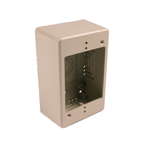 HT TSRI-JB2 Single gang junction box - 2