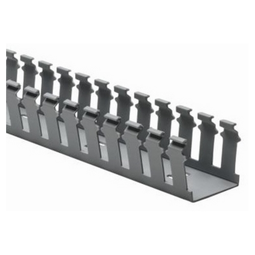 TYT 181-22024 SL2X2G SLOTTED 2X2 LT GRY DUCT 04878