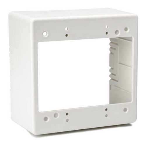 Dual Gang junction box - OEWH, TSRP