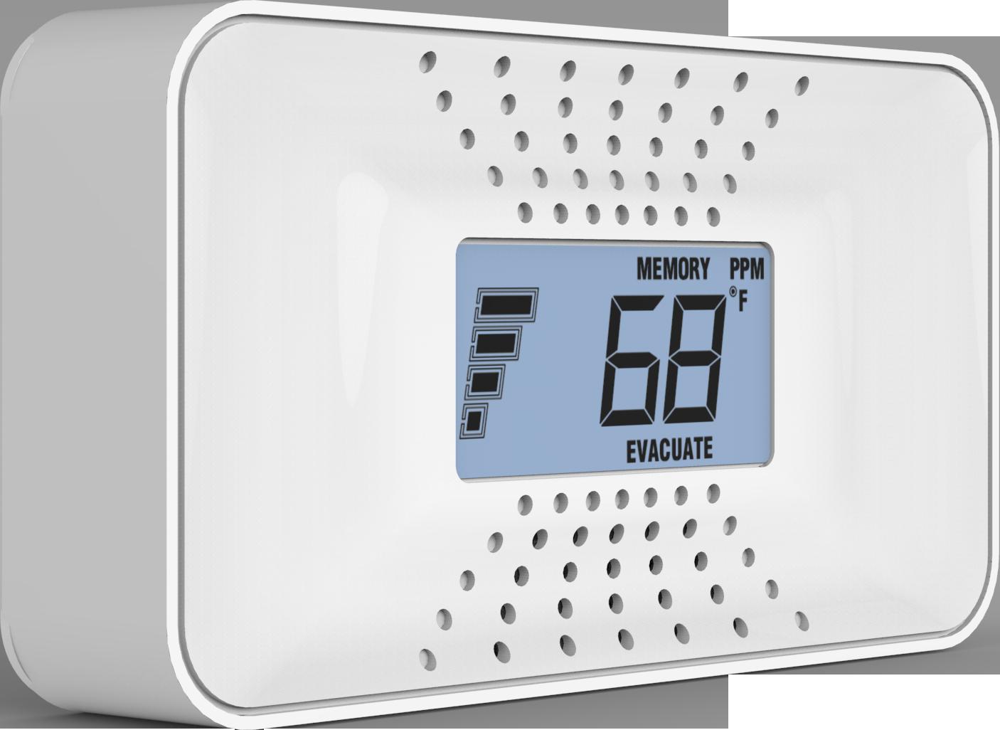 First Alert,CO710,10-Year Sealed Batt CO Alarm w/Display