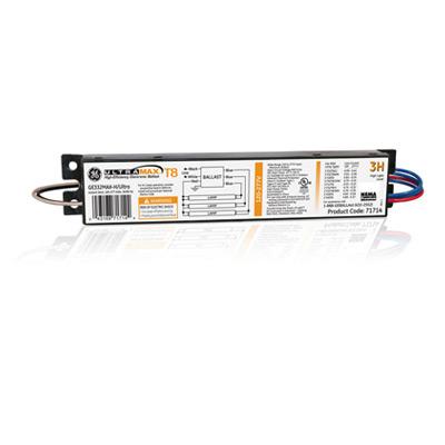 GEB GE332MAX-H/ULTRA 78619 UNIVERSAL ELECTRONIC BALLAST