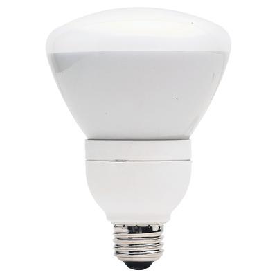 GE FLE15DMR30ES/BX 15W DIM CFL LAMP 750 LUMENS - 8K HRS - 2700K (COMPARE TO 65BR30) 66665 CS=3 NONSTOCK
